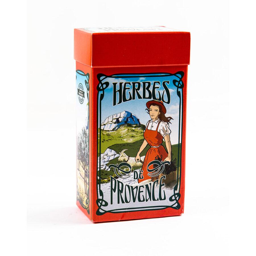 Provence herb blend vintage