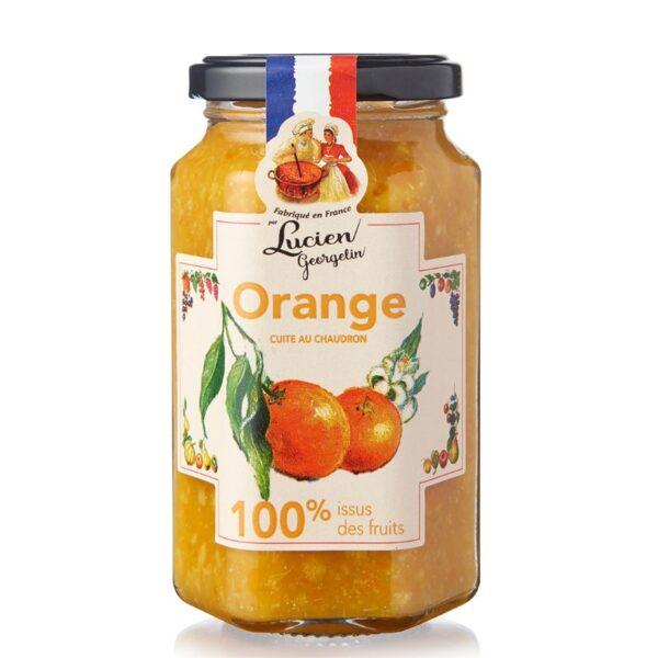 Appelsiinihillo 100 hedelmästä 300g