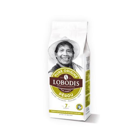 Peru kahvi Pure Origine -jauhettu 250g