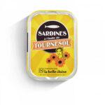 Sardiineja aurinkokukkaöljyssä 115g