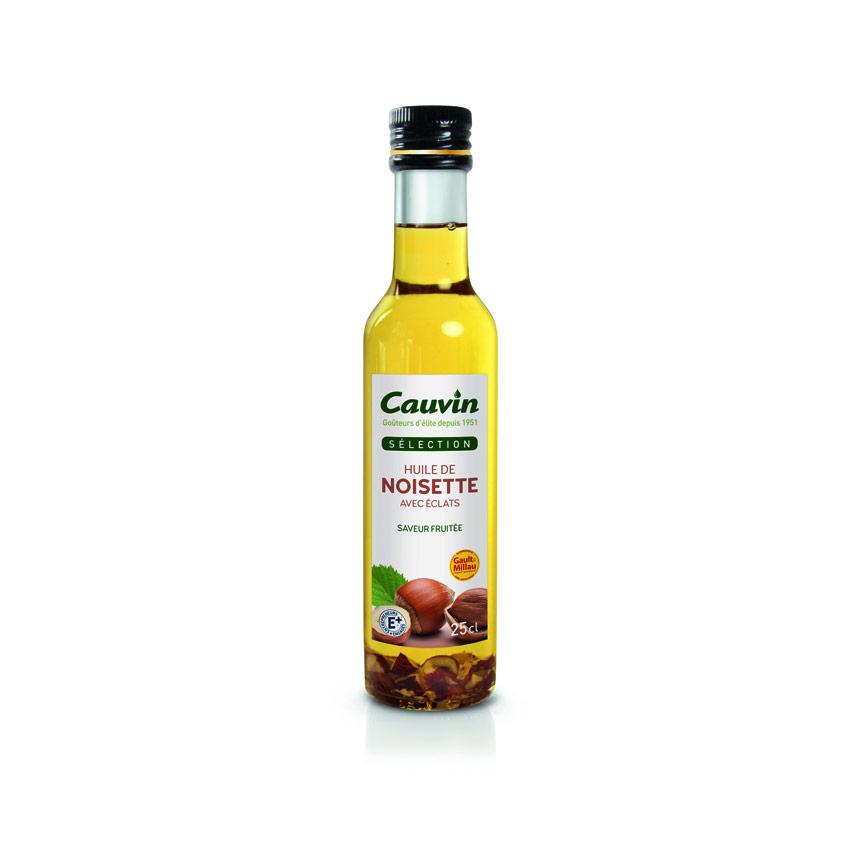 hasselpähkinäöljy cauvin selection 250ml