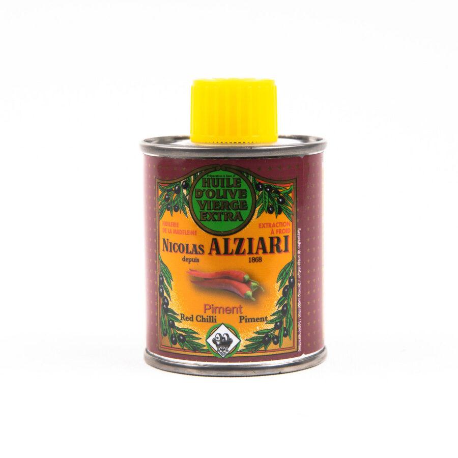 alziari chili oliiviöljy 100ml