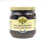 oliivit–tumma maustettu timjamilla kivetön 250g