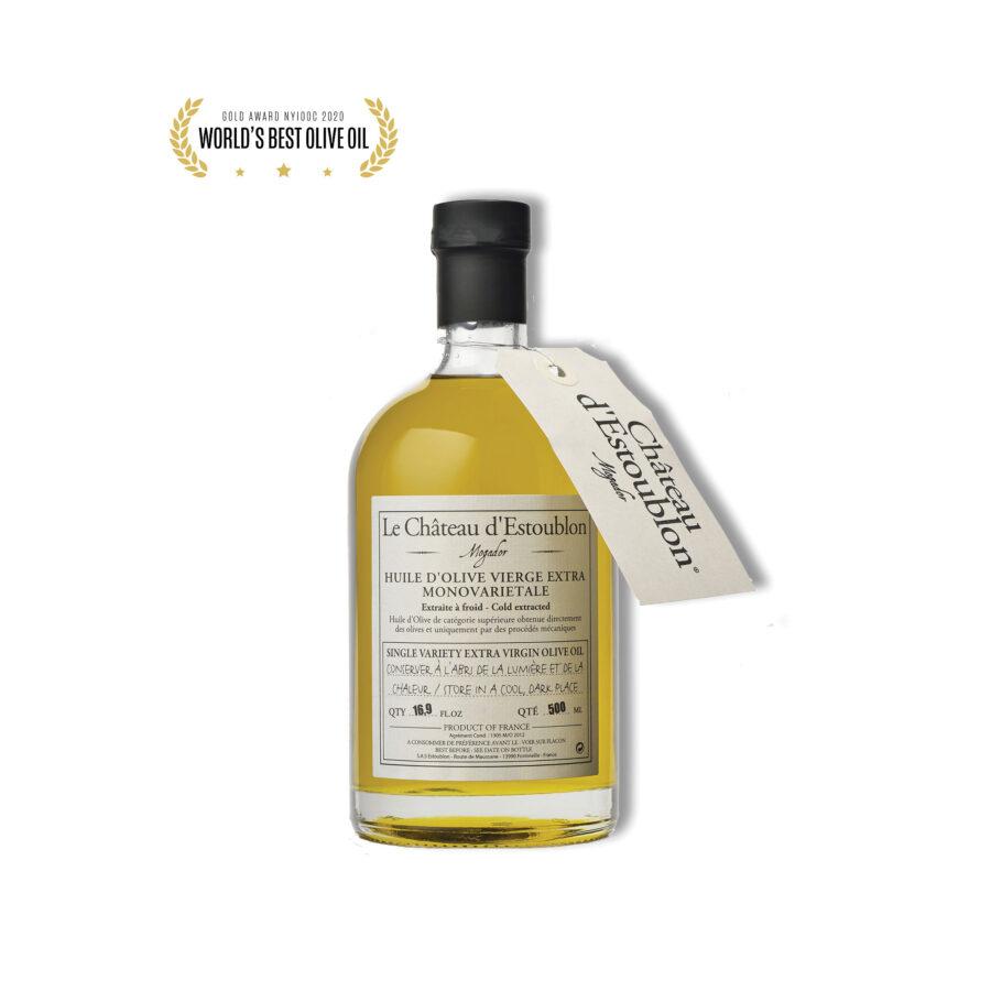 pharmacist's luxury olive oil Picholine 500ml