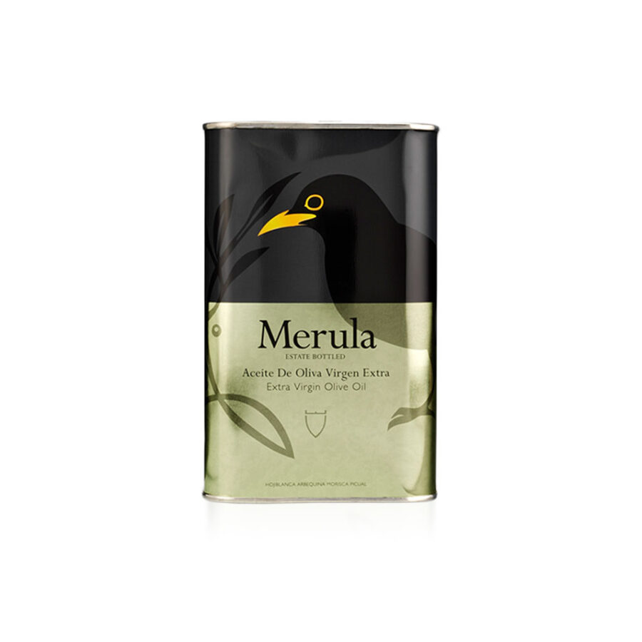 merula extra virgin oliivioljy peltikanisteri 500ml