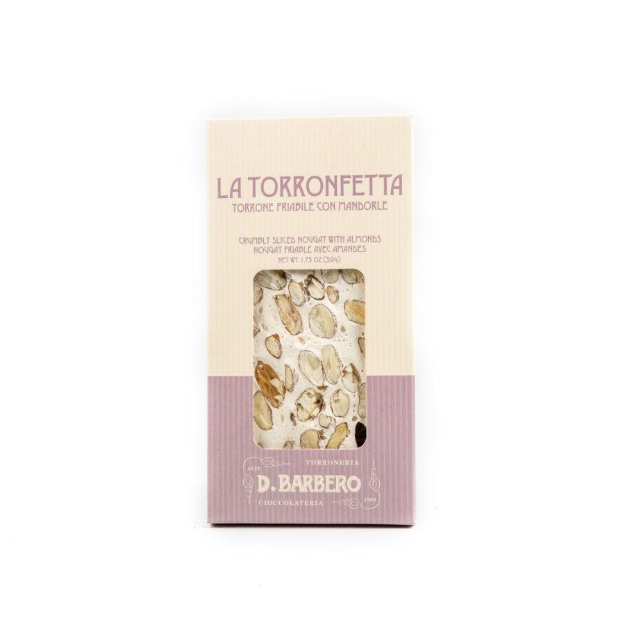 la torronfetta almond plate 100g
