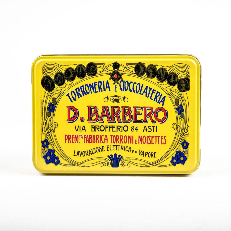 suklaakonvehti metallirasia limoncelli marachino nocciole 150g