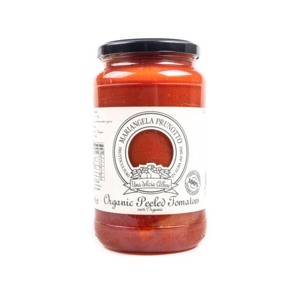 kokonaiset kuoritut italialaiset tomaatit 550g