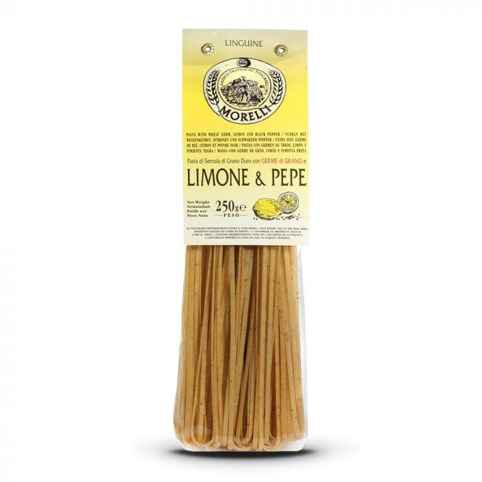 liguine limone pepe pastificio morelli