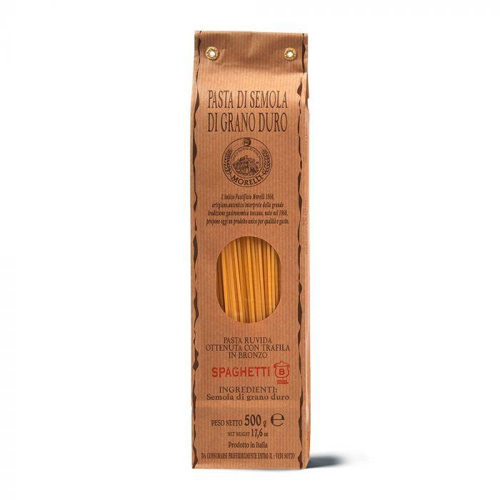 spaghetti 8 min pastificio morelli 1