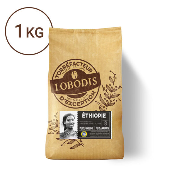 etiopia pure origine kahvipapu 1kg min