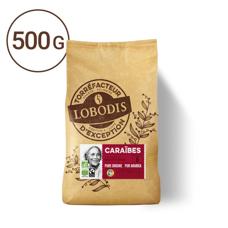 pure origine karibia pavut reilu luomukahvi 500g min